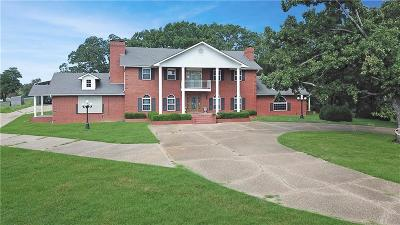 Hackett Single Family Home For Sale: 17718 Highway 45