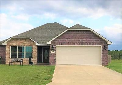 Hackett Single Family Home For Sale: 707 Black Creek LN
