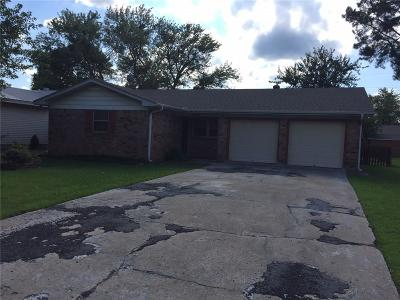Roland Single Family Home For Sale: 202 Roberts LOOP