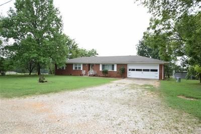Muldrow Single Family Home For Sale: 1900 W Shawntel Smith BLVD