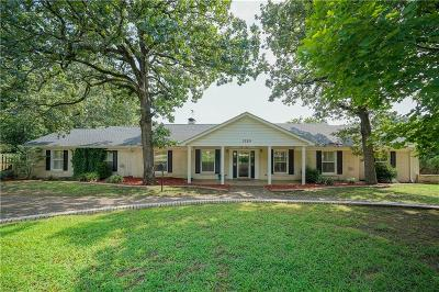 Fort Smith Single Family Home For Sale: 3220 Cliff DR