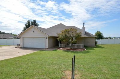 Van Buren Single Family Home For Sale: 3204 Rosewood LN
