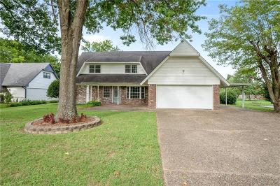 Fort Smith Single Family Home For Sale: 4224 Victoria DR