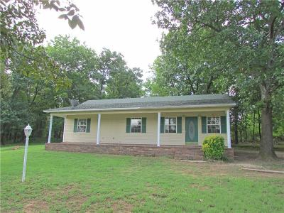 Roland Single Family Home For Sale: 476143 E 1090 RD