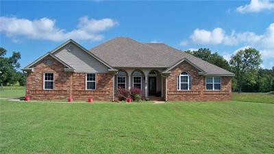 Muldrow Single Family Home For Sale: 474763 1094 RD
