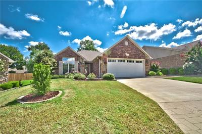 Fort Smith Single Family Home For Sale: 2809 Brighton CT
