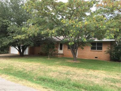 Heavener Single Family Home For Sale: 305 Avenue C