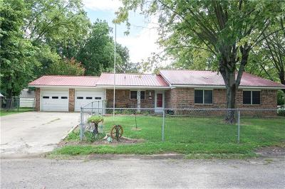 Muldrow Single Family Home For Sale: 200 NE 6th ST