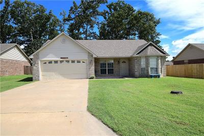 Van Buren Single Family Home For Sale: 1706 Twin Oaks DR