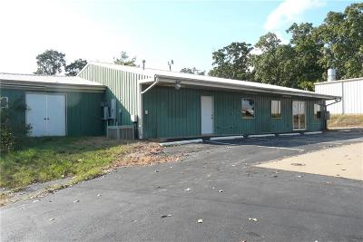 Van Buren Commercial For Sale: 5447 Highway 59