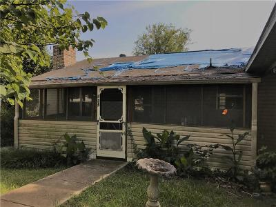 Greenwood Single Family Home For Sale: 135 N Bass CIR