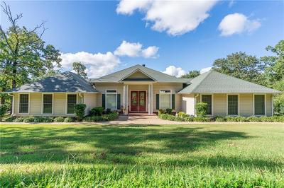 Greenwood Single Family Home For Sale: 566 Caperton LOOP