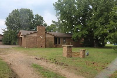 Muldrow Single Family Home For Sale: 509 Sequoyah ST