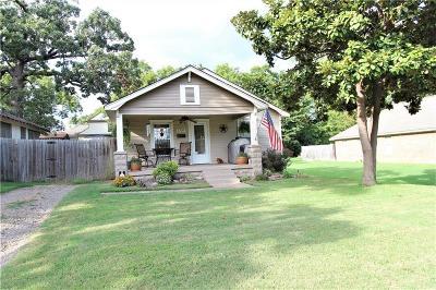 Van Buren Single Family Home For Sale: 1709 Cedar ST