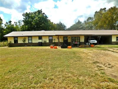 Wister Single Family Home For Sale: 36953 Kennedy RD