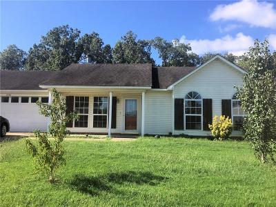 Greenwood Single Family Home For Sale: 1501 Whippoorwill DR