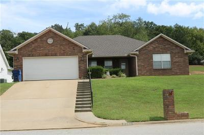 Fort Smith Single Family Home For Sale: 7101 Lookout DR