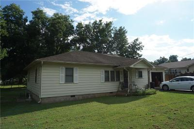 Greenwood Single Family Home For Sale: 311 Denver ST