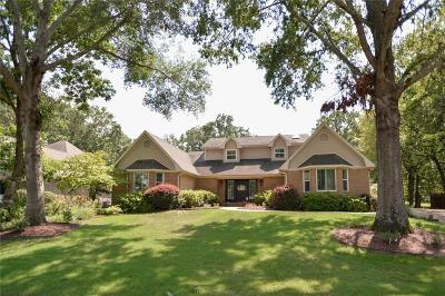 Fort Smith Single Family Home For Sale: 8808 Canterbury COVE
