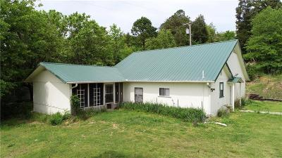 Heavener Single Family Home For Sale: 27206 Lost Lake Drive
