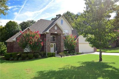 Fort Smith Single Family Home For Sale: 9413 Carrington Ct