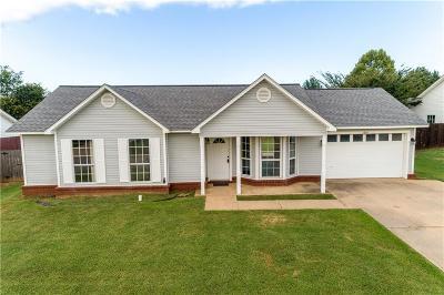 Van Buren Single Family Home For Sale: 1014 Ruby DR