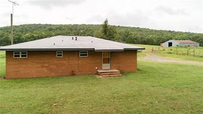Rudy Single Family Home For Sale: 12048 White Water RD