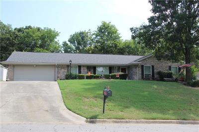 Fort Smith Single Family Home For Sale: 2501 S 70th ST