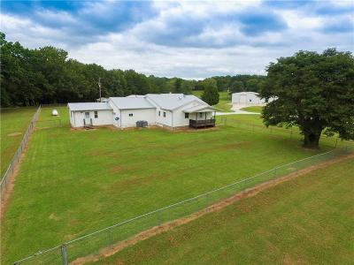 Muldrow Single Family Home For Sale: 110100 4696 RD