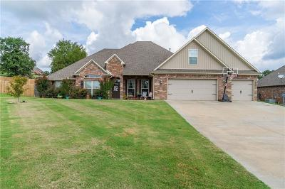 Greenwood Single Family Home For Sale: 3712 Brighton PL