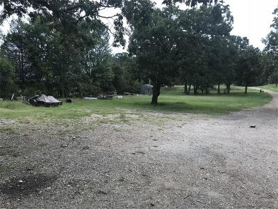Sallisaw Residential Lots & Land For Sale: 108994 S 4550 RD
