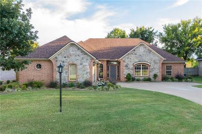 Fort Smith Single Family Home For Sale: 5808 Cedar Break DR