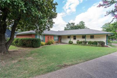 Fort Smith Single Family Home For Sale: 4709 S T CIR