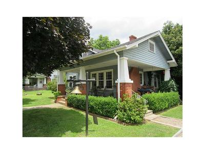 Fort Smith Single Family Home For Sale: 3621 Fischer