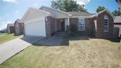 Fort Smith Single Family Home For Sale: 2015 N 55th PL