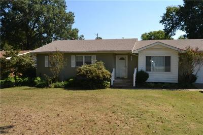 Fort Smith Single Family Home For Sale: 3019 S 32Nd ST