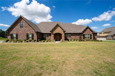 Fort Smith Single Family Home For Sale: 407 Crescent DR