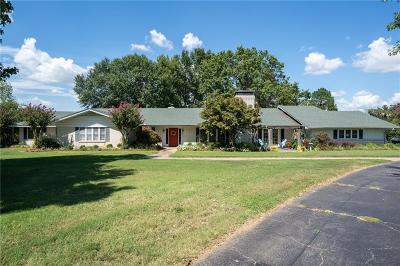 Fort Smith Single Family Home For Sale: 6405 Rye Hill RD