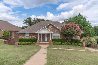 Fort Smith Single Family Home For Sale: 5213 Twin Hills DR