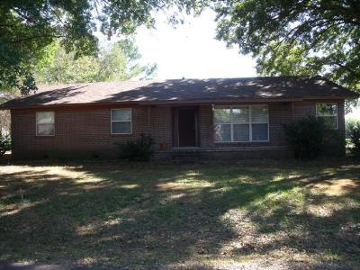 Alma Single Family Home For Sale: 923 Harrell ST