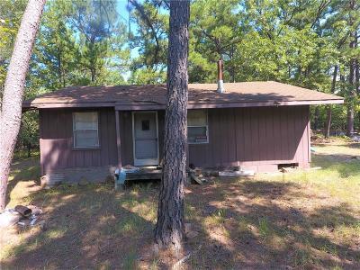 Heavener Single Family Home For Sale: 28490 Cemetery RD