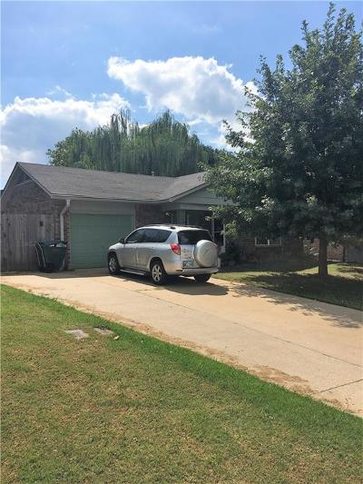 Sallisaw Single Family Home For Sale: 1130 Jess DR
