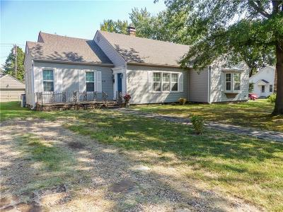 Fort Smith Single Family Home For Sale: 2321 S P ST
