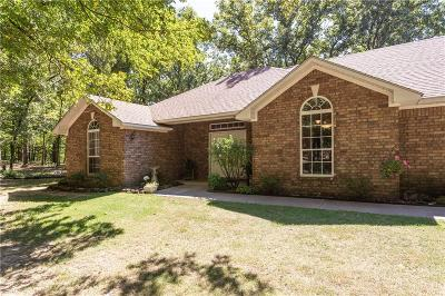 Muldrow Single Family Home For Sale: 479970 E 1080 RD