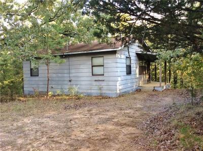 Heavener Single Family Home For Sale: 29095 Cabin LN