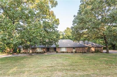 Fort Smith Single Family Home For Sale: 15 Berry Hill RD