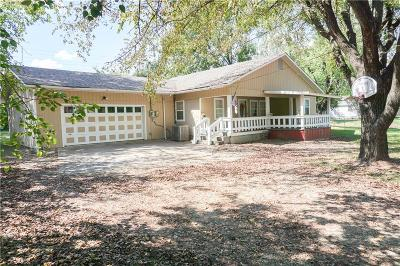 Sallisaw Single Family Home For Sale: 519 N Hickory ST