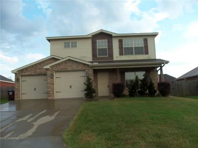 Fort Smith Single Family Home For Sale: 514 Trenton DR