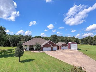 Muldrow Single Family Home For Sale: 382 Dyer BLVD