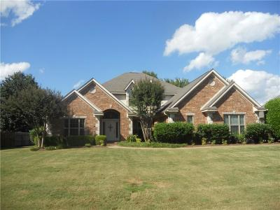 Fort Smith Single Family Home For Sale: 1701 Wheaton TRACE